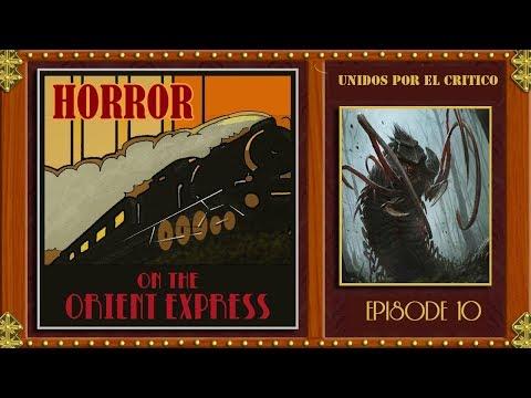 Horror en en Orient Express -10. Trieste 3/4
