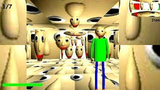 ALL BALDI!! Baldi's Basics in Education and Learning