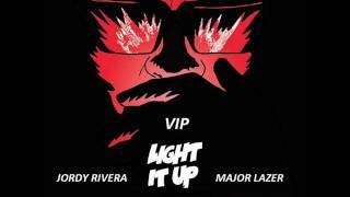 Скачать Jordi Rivera Major Lazer Feat Nyla Vip Light It Up Bolek Aka Sound Master Mashup