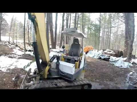 Replacing Bucket Teeth on the Link Belt Excavator by Tom Brueggen