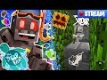 Minecraft The Deep End SMP Stream 9: Buzz Kill