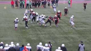 Хогс U-19 vs Московские Патриоты U-19