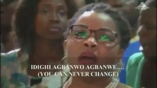 Preye Odede Bulie Live Ministration