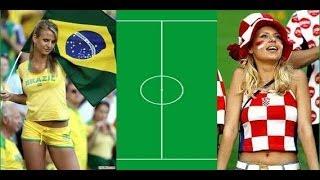 Бразилия Хорватия ЧМ 2014 Смотреть Онлайн ПРОГНОЗ Чемпионат мира По Футболу 2014