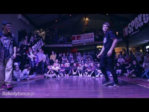 Półfinał Hip-Hop Open - Cynk vs Mikołaj Dudzic   Tancbuda Challenge   WWW.SZKOLYTANCA.PL