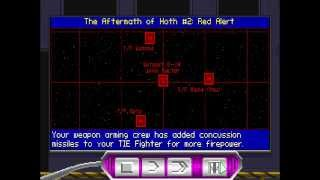Star Wars Gaming: Tie Fighter Playthrough - Battle 1, Mission 2