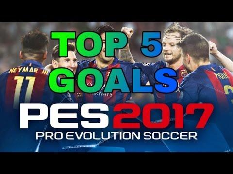 PES 2017 Top