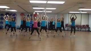 shut up and dance with me zumba warm up by danielle s habibis