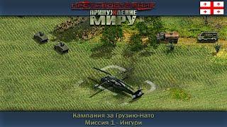 Прохождение Противостояние: Принуждение к миру [ГРУЗИЯ-НАТО] ( Ингури ) #1