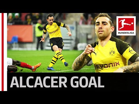 Paco Alcacer Can't Stop Scoring – Fastest-Ever to 9 Goals