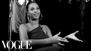 Beyoncé Was Almost Upstaged on Her April Cover Shoot