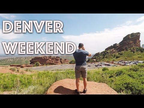 Denver | Weekend Getaway | Travel Vlog