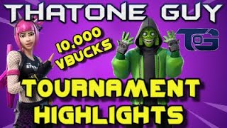 FORTNITE | 10K VBUCK TOURNAMENT | HIGHLIGHTS | #Tog