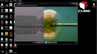 Уроки Cinema 4D:Урок КЛЕТКА часть 1 Cinema 4D