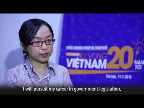 Vietnam in 20 years: Visions and Solutions from Citizens