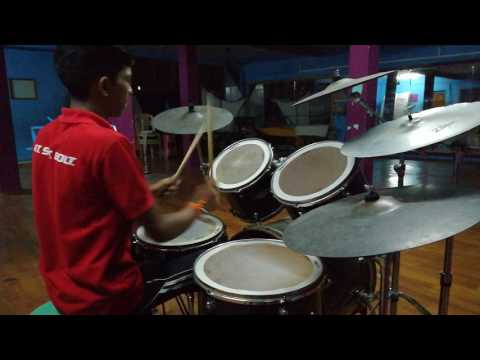 Kavan Movie Drums Solo