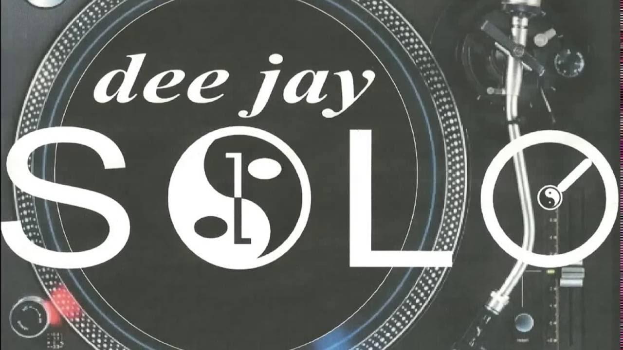 Backyard Party DJ Solo Remix