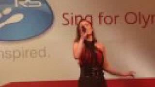Lydia to Fanclub : Asian Night + sing SomeDay