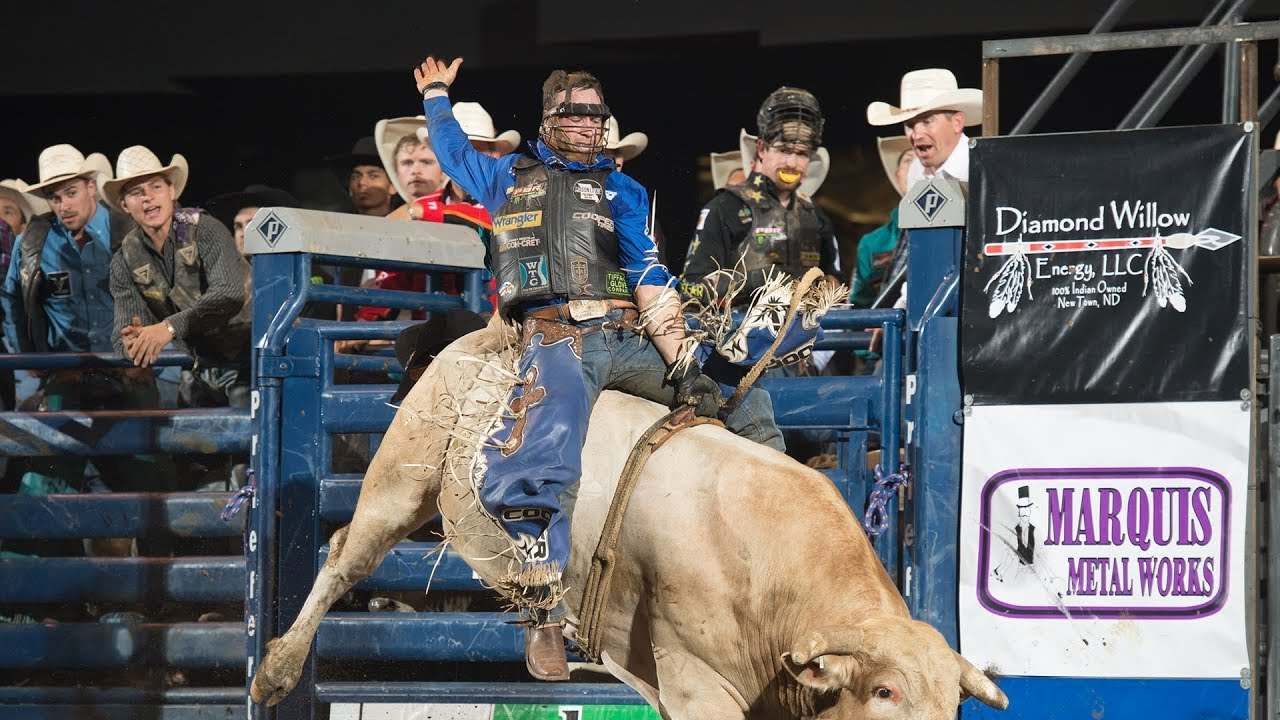 Cody Nance Is Looking to Ride His Way to an 11th PBR World Finals | 2019  First Half Highlights