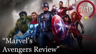Marvel's Avengers Review [PS4, Xbox One, Stadia, & PC] (Video Game Video Review)
