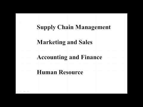 ERP System and Business Process