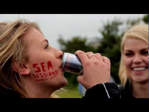 Action sports and music collide - Red Bull Sea Sessions Ireland 2012