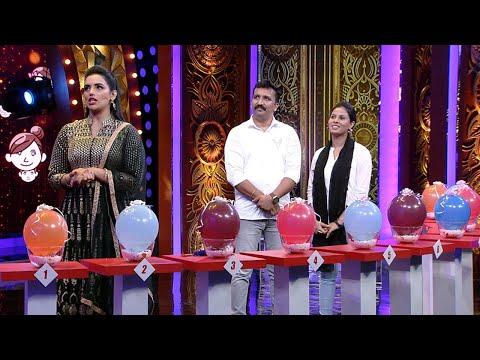 Kusruthi Kudumbam | Extremely exciting Jackpot Round...! | Mazhavil Manorama