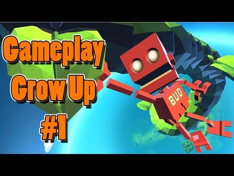 Grow Up link para jugar Torrent y Gameplay Cap 1.