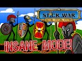 STICK WAR LEGACY INSANE MODE FULL RUN!
