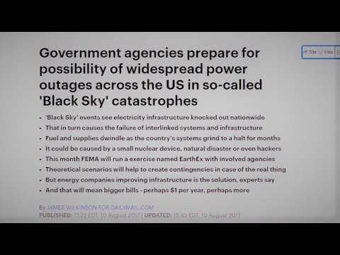 Fema and US Government along with Multiple Independent Agencies.....