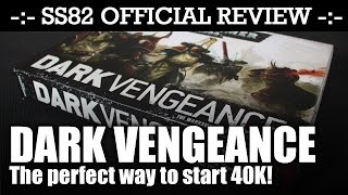 StrikingScorpion82 Official Review - DARK VENGEANCE Boxed Set! | HD