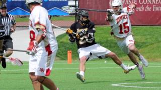 Towson Tigers Top 10 Moments of 2015-2016: #1 MLAX knocks off Denver in NCAA Tournament