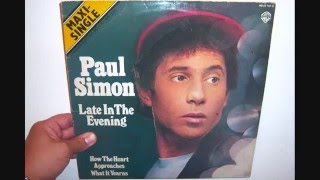 Watch Paul Simon How The Heart Approaches What It Yearns video