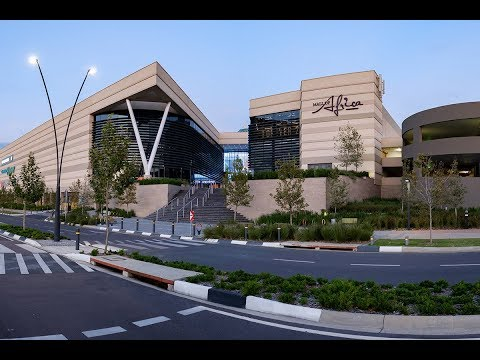 Mall of Africa -  The biggest mall in SA 2017✔