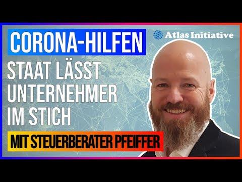 Corona-Hilfen kommen nicht an - Steuerberater Bernd Pfeiffer redet Tacheles