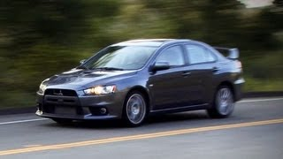 Mitsubishi Evo X Review - Everyday Driver