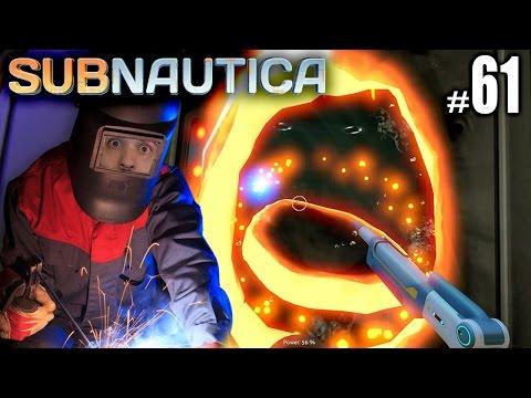 Subnautica #61   EL MAESTRO CORTA-LÁSER   Gameplay Español