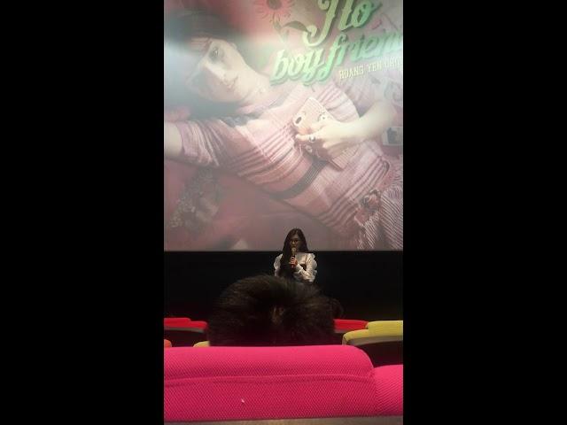 Hoàng Yến Chibi nói gì về MV ' bách hợp' đóng cùng Jun Vũ