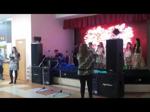 Концерт Дня Святого Валентина в кинотеатре Россия города Холмск часть 3