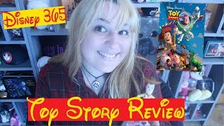 TOY STORY || A Disney 365 Review