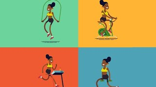 Aerobic exercise types