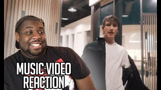 Hulvey - Underdog Freestyle |MUSIC VIDEO REACTION|