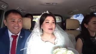 Свадьба Жоомарт и Айнура 25-04-19 ч-1