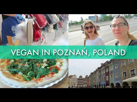 24 Hours Vegan in Poznań, Poland
