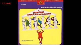 A Funny Thing Happened on the Way to the Forum (1966) [Full Album]