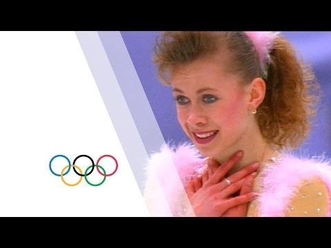 Figure Skating Drama - Part 2 - The Lillehammer 1994 Olympic Film   Olympic History
