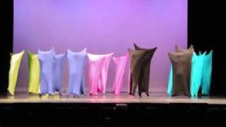 Beyer High Dance Production - Bag Dance 2010