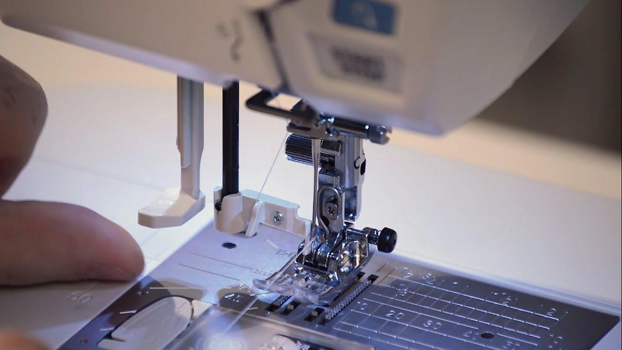 Janome 415 [обзор швейной техники] - YouTube