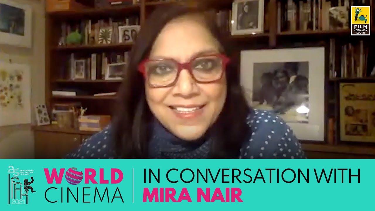 In Conversation With Mira Nair | Bina Paul | Aravindan Memorial Lecture | World Cinema