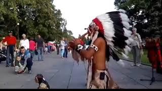 Живая Индейская Музыка в Геленджике